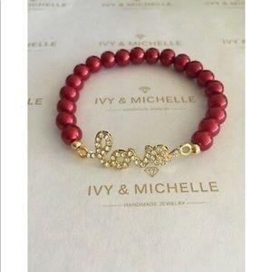 """""""Love"""" Bracelet New In Box"""